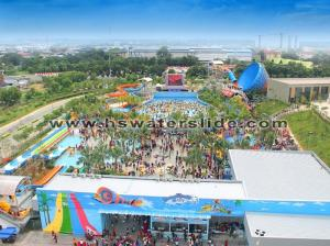 Малайзия I CITY Water World